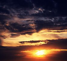 -- Sunrise I -- by CarlaSophia