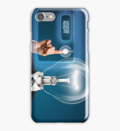 get idea) iPhone Case/Skin