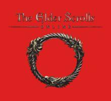 The Elder Scrolls Online Logo Kids Clothes