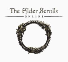 The Elder Scrolls Online Logo Kids Clothes