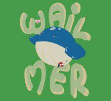 Wailmer love by AyCube