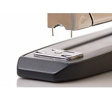 Stapler Photographic Print