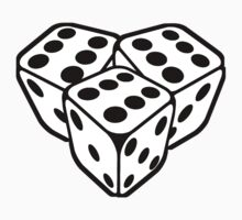 666 dice by luckydevil