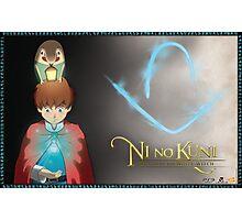 Ni No Kuni - Give Heart Photographic Print