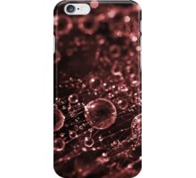 macro Le'bouble II Red iPhone Case/Skin