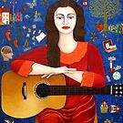 "Violeta Parra  and the song ""Thanks to Life "" by Madalena Lobao-Tello"