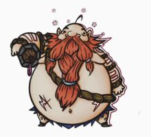 League of Legends - Gragas by MeesWTF
