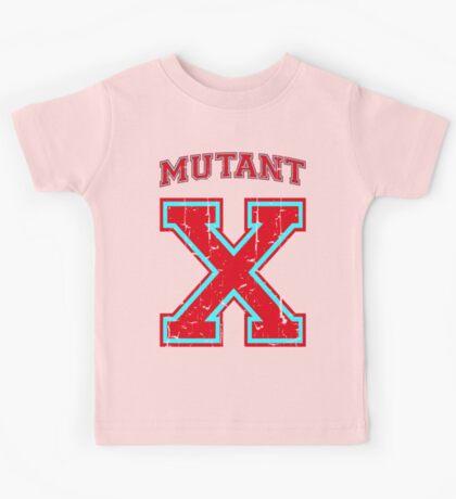 MUTANT X (3) Kids Tee