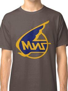 Mikoyan-Gurevich (Russian Aircraft Corporation MiG) Logo Classic T-Shirt