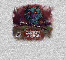 Dark Wings.. Dark Words.. Unisex T-Shirt