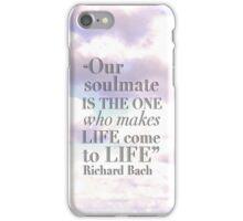Soulmate iPhone Case/Skin