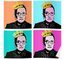 The Notorious RBG Poster