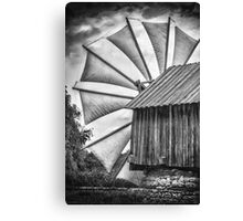 Wind mill Canvas Print