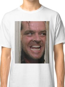 Here's Johnny! Classic T-Shirt