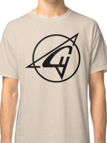 Sukhoi Aircraft Logo (Black) Classic T-Shirt