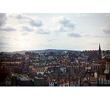 Whitby on Whitby Photographic Print