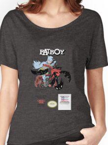 BatBoy Women's Relaxed Fit T-Shirt