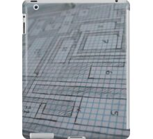 Dnd Map 8 iPad Case/Skin