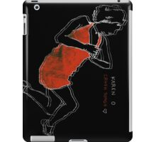 Karen O Crush Songs iPad Case/Skin