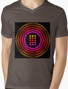 SPIRAL and FALL Mens V-Neck T-Shirt
