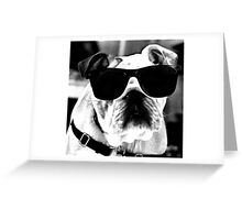Made in the Shades Greeting Card