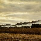 Smoke in The Mountains by JKKimball