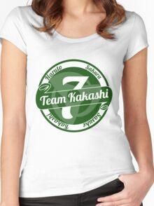 Team Kakashi Women's Fitted Scoop T-Shirt