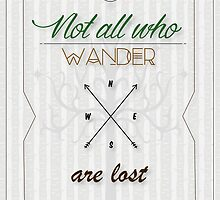 Tolkien Aragorn Quote by Ecotastic