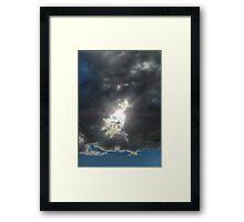 ©TSS The Sun Series I Framed Print
