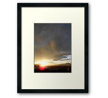 ©TSS The Sun Series II Framed Print