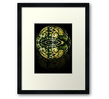 Another digital experiment Framed Print