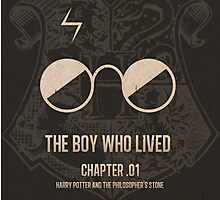 The Boy Who Lived - Harry Potter by ShaheerA