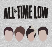 All Time Low faces by CrumbLife