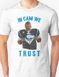 In Cam We Trust - Man of Steel 2016 T-Shirt