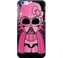 Darth vader pinky star wars iPhone Case/Skin