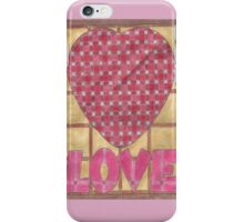 Heart and Love iPhone Case/Skin
