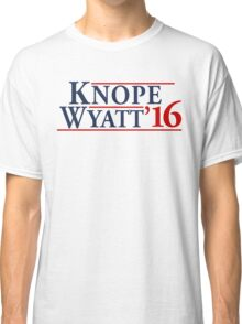 Leslie Knope for President! Classic T-Shirt