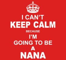 ....I am Going to be A Nana by omadesign