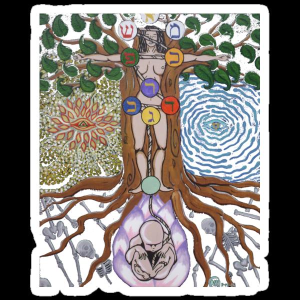 Tree Of Wisdom by Adolph Hernandez
