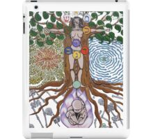 Tree Of Wisdom iPad Case/Skin