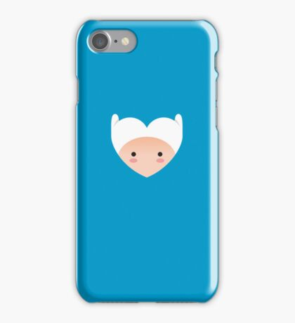 Adventure Heart - Human iPhone Case/Skin