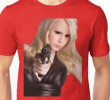 Girls With Guns Unisex T-Shirt