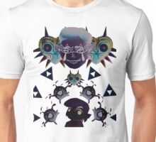 Legend of Zelda Invert  Unisex T-Shirt