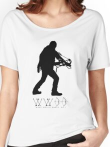What Would Daryl Do ? Women's Relaxed Fit T-Shirt