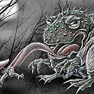 Horror Toad by Meerkatsu