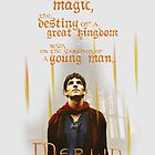 Merlin: Myth and Magic by Adam Dens