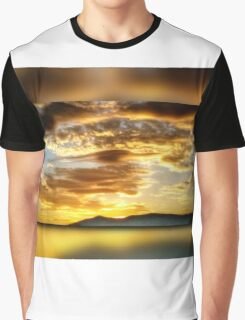 The Golden Hour Graphic T-Shirt