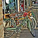 Bikes For Sale by Jane Neill-Hancock