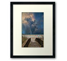 3184 Framed Print