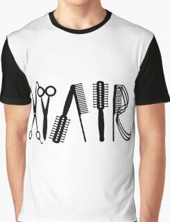 Hair VRS2 Graphic T-Shirt